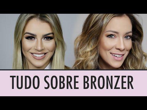 Tudo Sobre Bronzer – Desafio de maquiagem // FHITSTV