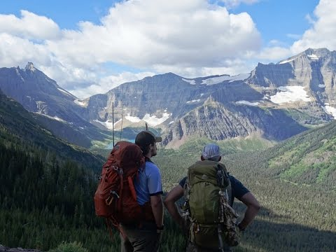 Backcountry Backpacking Treks: In Yellowstone National Park, Glacier National Park, & more