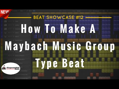 How To Make A Maybach Music Group Type Beat
