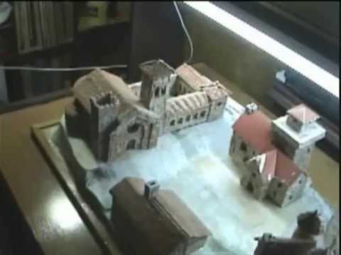 Video De La Maqueta Edad Media Youtube