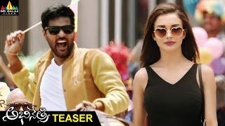 Abhinetri Movie Teaser |  Prabhu Deva, Amy Jackson,Tamanna | Sri Balaji Video
