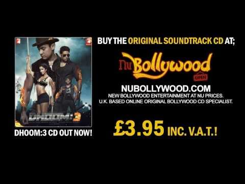 Tu Hi Junoon Full Song Dhoom 3 - CD Track 3