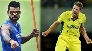 Virat Kohli opens up about sledging by James Faulkner in 3rd ODI