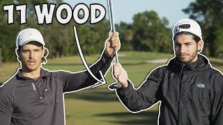 Epic 11 Wood Only Challenge | GM GOLF