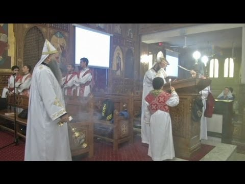 Egypt's Coptic Christians query the future during Christmas celebrations
