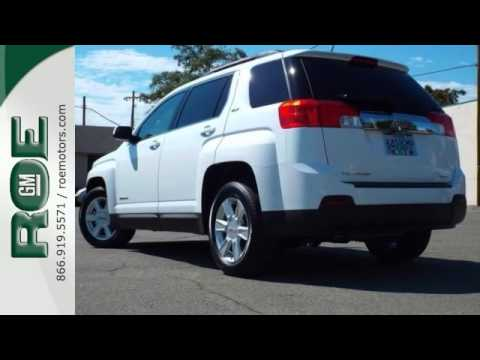 2013 GMC Terrain Medford Grants Pass, OR #37784