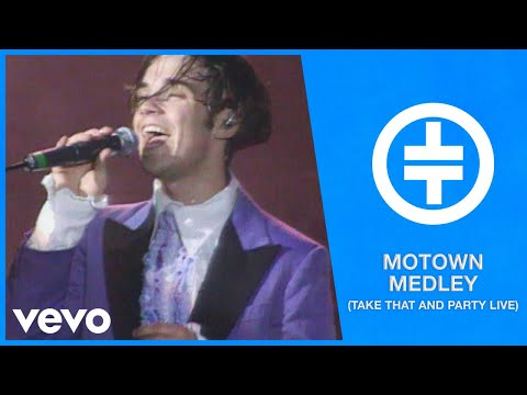 Take That - Motown Medley (Take That And Party Live)