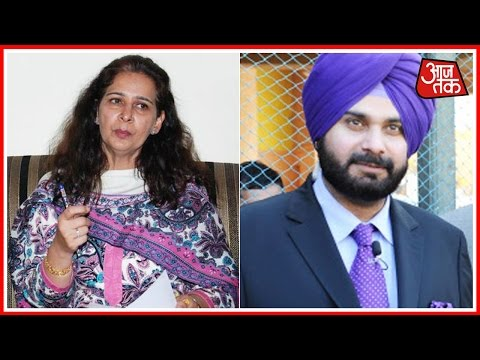 Sidhu's Wife Clarifies That Sidhu Has Formally Resigned From BJP
