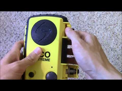 EcoXGear Eco Extreme Speaker Review
