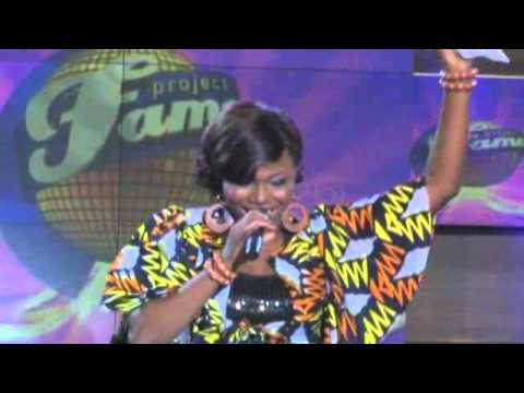 Onyeka Onwenu's Dancing In The Sun By Sonia, Project Fame Season 5 video