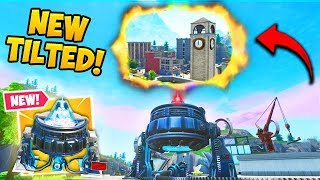 *NEW* TILTED TOWERS CHANGING AGAIN!! – Fortnite Funny Fails and WTF Moments! #640