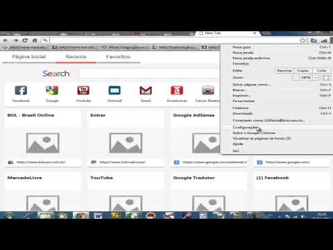 Como retirar  o V9 do Google Chrome
