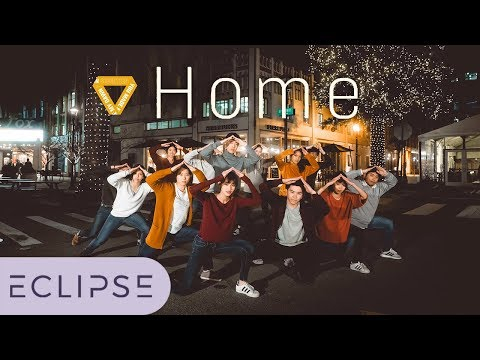 [KPOP IN PUBLIC] SEVENTEEN (세븐틴) - HOME Dance Cover [ECLIPSE]