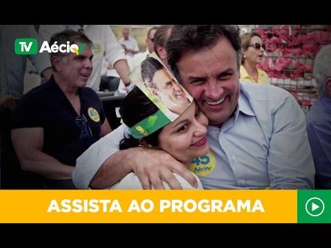 Assista ao programa eleitoral de Aécio Neves (09/10/2014)