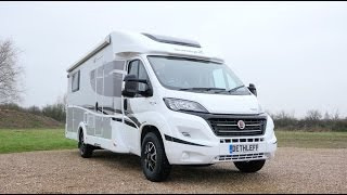 The Practical Motorhome Sunlight T68 review