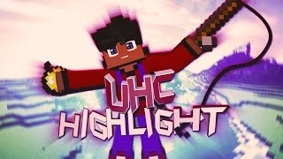 Minecraft UHC Highlights #N1| JoséEcu_PvP