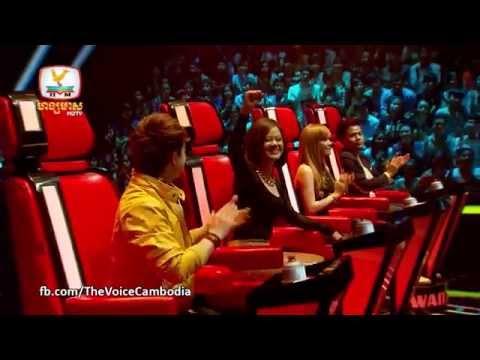 The Voice Cambodia - Vutha VS Sokheng - Tuk Aokas Oy Bong Klas Ban Teh - 14 Sep 2014