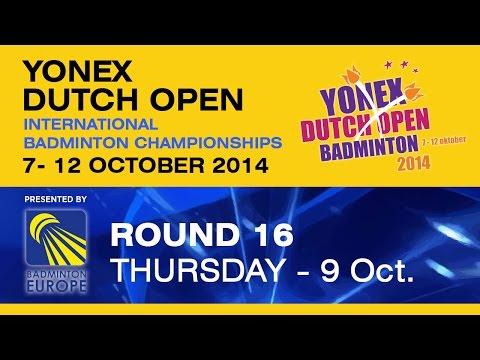 R16 - MS - Nick FRANSMAN vs Ihsan Maulana MUSTOFA - 2014 Yonex Dutch Open
