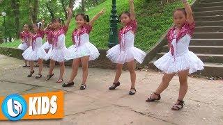 5 Ngón Tay Ngoan, Mùa Hè Vui - Bài Hát Thiếu Nhi Vui Nhộn Bé Nào Cũng Thích