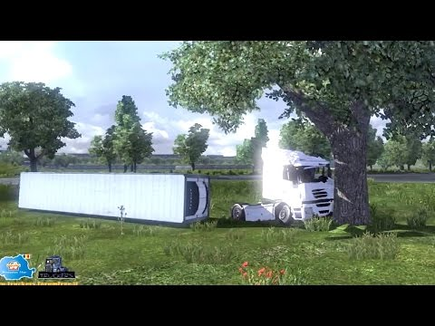Romanian map ETS2 (Euro Truck Simulator 2)