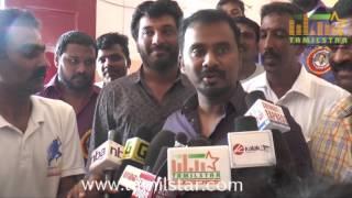 Chiyaan Vikram Fans Celebrates Vikram Birthday