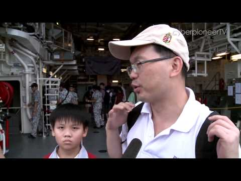 Relive the Action - Navy Open House 2013