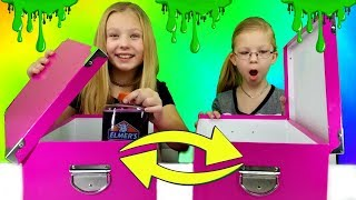 Slime Switch-Up Challenge!!!