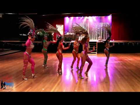 Nuroc - Best of the Best 2013 - Latin Dance Australia - Samba Pro Team