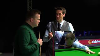 The shot that changed the match! Can Shaun Murphy play it again?