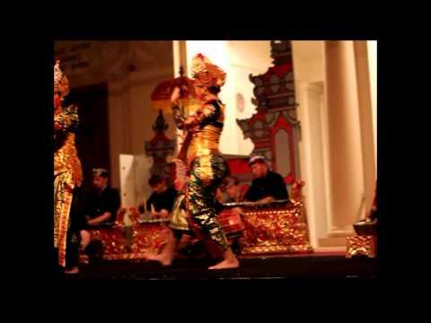 Tari Legong Keraton (balinese Dance) video