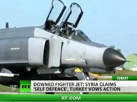Jet Escalation: 'Turkey probing Syrian anti-air defense'