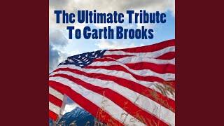 Watch Garth Brooks Workin For A Livin video