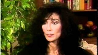 Cher - Interview Showtime (1987)