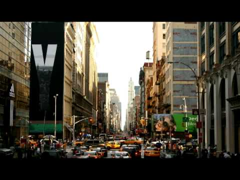 City sound effect 1 - downtown