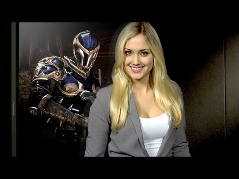 Mass Effect 3 Armor Crossover & Google TV Gaming - IGN Daily Fix 01.11.12