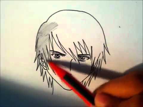 как рисовать аниме девушек видео: