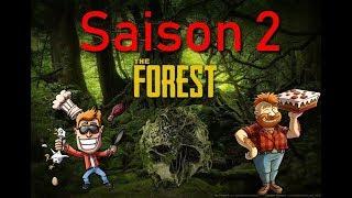 The Forest Saison 2-# 01 -Le Duo de l'espace!
