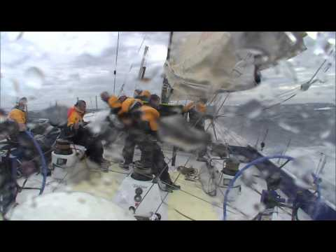 Difficult Decisions - Volvo Ocean Race Redux