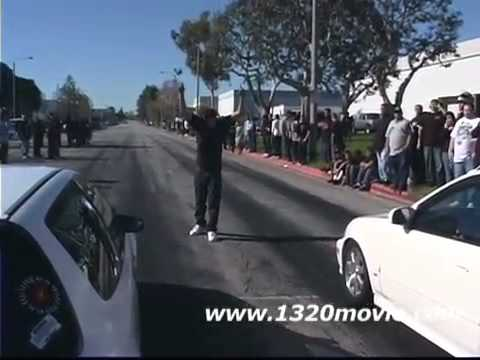Brotherhood of Street Racers | Christmas in Compton 2008 | Part 2 of 2