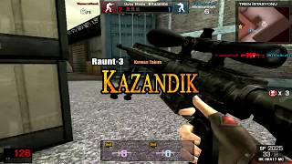 Wolfteam CombatStaR Klan Savaşı GamePlay #22 ( KatreiMatem Video #8)