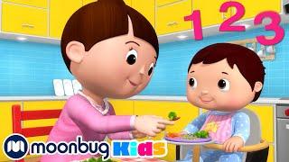 Try Some Vegetables Song | BRAND NEW | Little Baby Bum Junior | Kids Songs | LBB | Songs For Kids