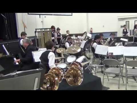 Wake Christian Academy - Gideon's Line - Jazz Band - May 2014 - 05/26/2014