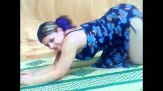 Music Kurdish and Arab Girl Dance