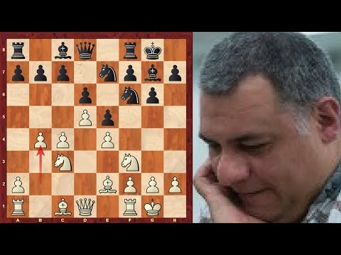 Chess World.net: Chess Openings: Bayonet attack against the Kings Indian defence Part II