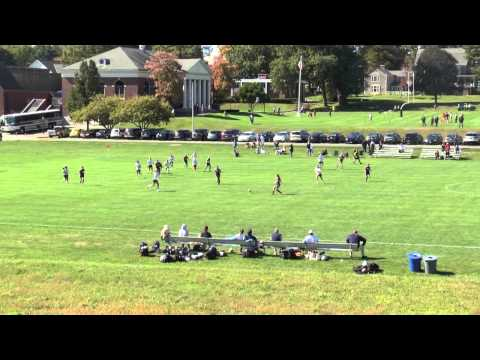 Highlights - Phillips Academy Andover GVS vs Choate Rosemary Hall 10-5-14 - 10/08/2014