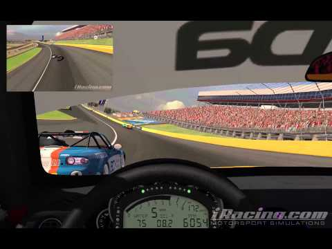0005 Iracing Mazda Mx5 Cup Charlotte Motor Speedway