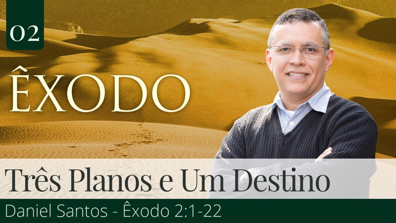 02. Três Planos e Um Destino - Daniel Santos