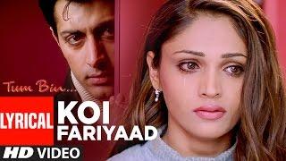 """download lagu """"koi Fariyaad"""" Full Song    Tum Bin gratis"""
