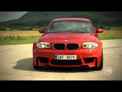 BMW 1M Coupe - Autosalon TV Prima