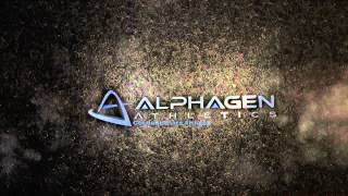3D logo Intro for Alphagen - After effects - Element 3D